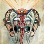 Fusion, Part 2 of Mental Damnation Dark Fantasy Novel by Konn Lavery
