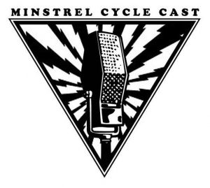 Minstel Cycle Logo Podcast