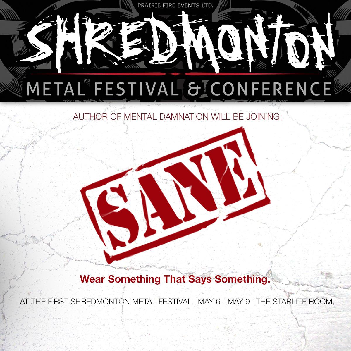 Joining SANE Clothing at Shredmonton