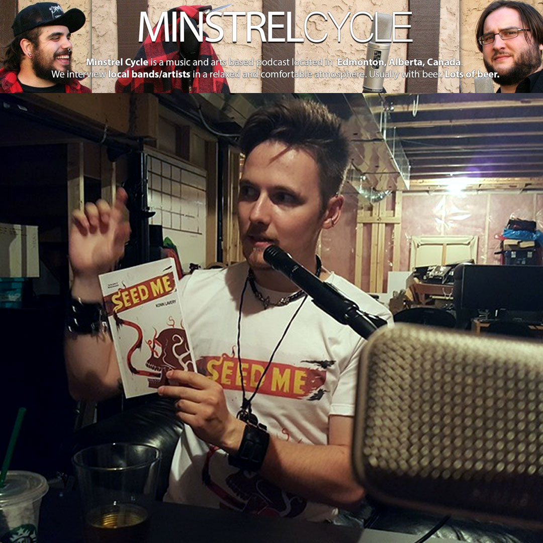 Returning to the Minstrel Cycle Podcast
