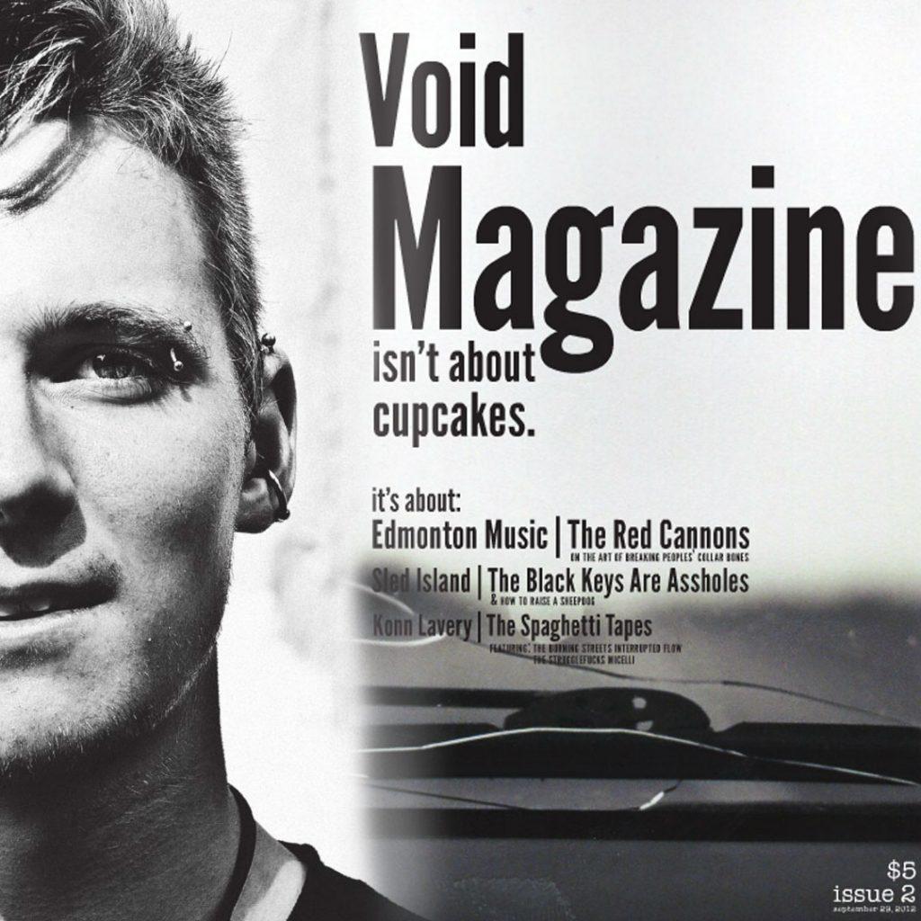 Konn Lavery Void Magazine