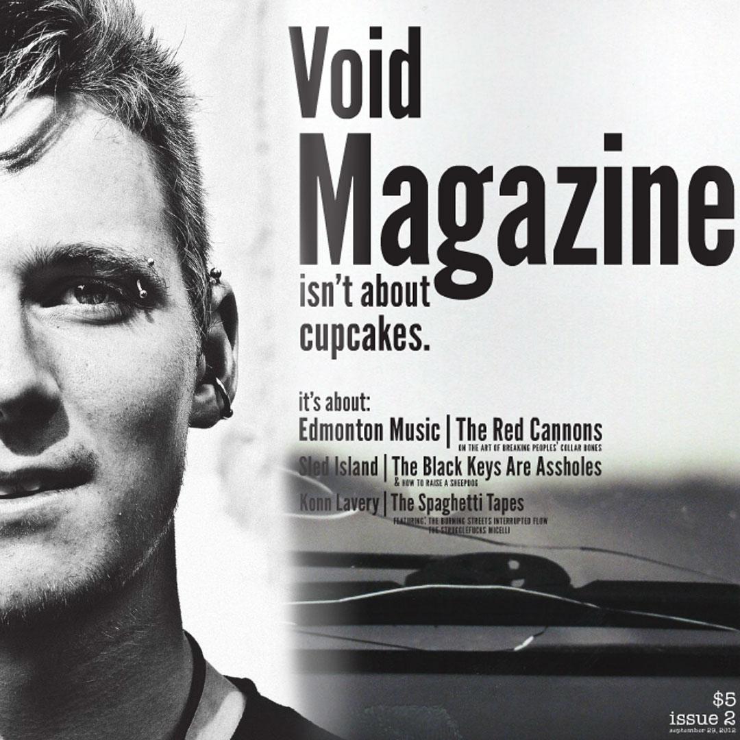 Void Magazine Interview
