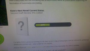 Konn Lavery's Novel Process