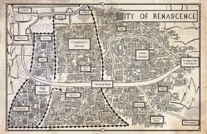 Mental Damnation Reality - City of Renasence