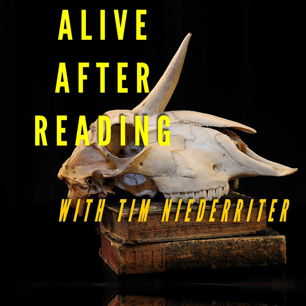 Guest on Alive After Reading Podcast