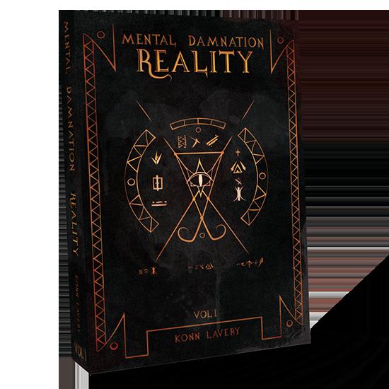 Reality Mental Damnation Part 1 by Konn Lavery