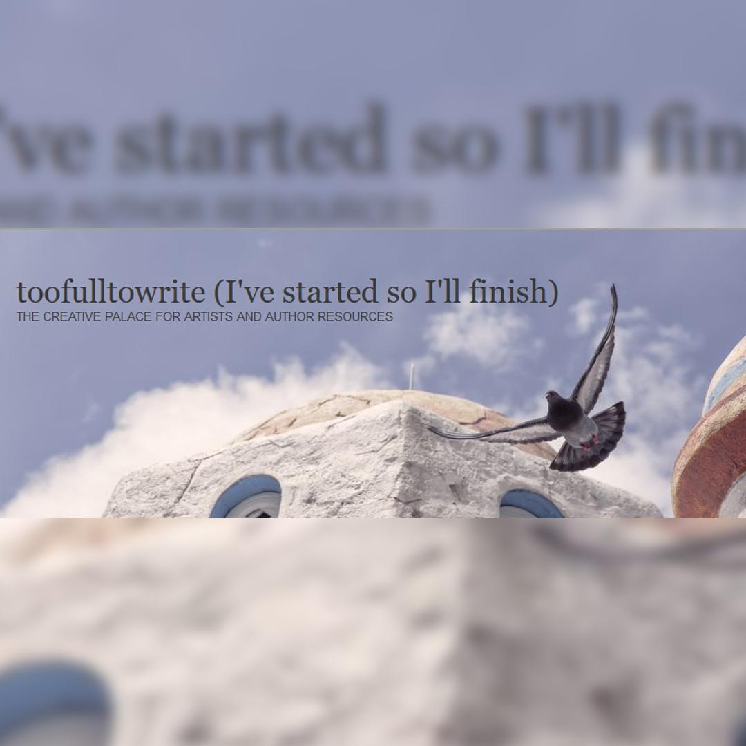 Author Interview on TooFullToWrite
