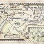 High Barracks of Zingalg Map