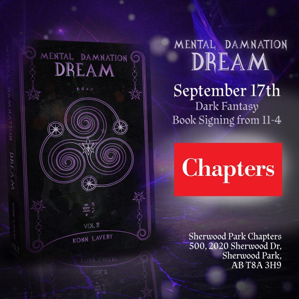 Mental Damnation: Dream Sherwood Park
