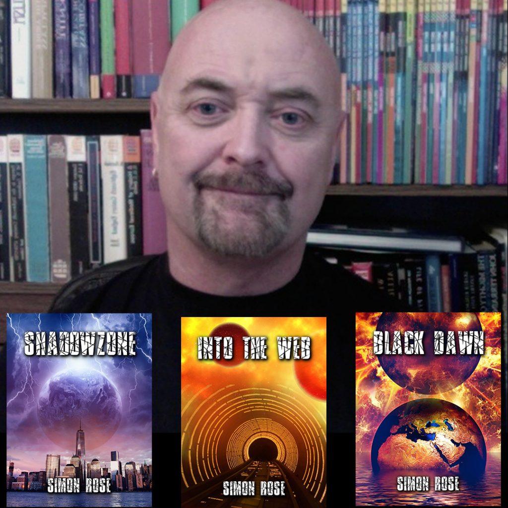 Simon Rose's New Series: Shadowzone
