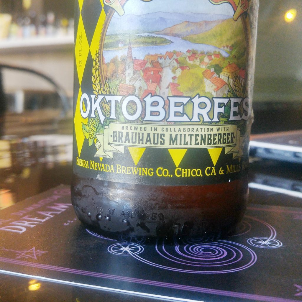 Descending Into Fall - Unprocessed Thoughts 2017 September - Brauhaus Miltenberger