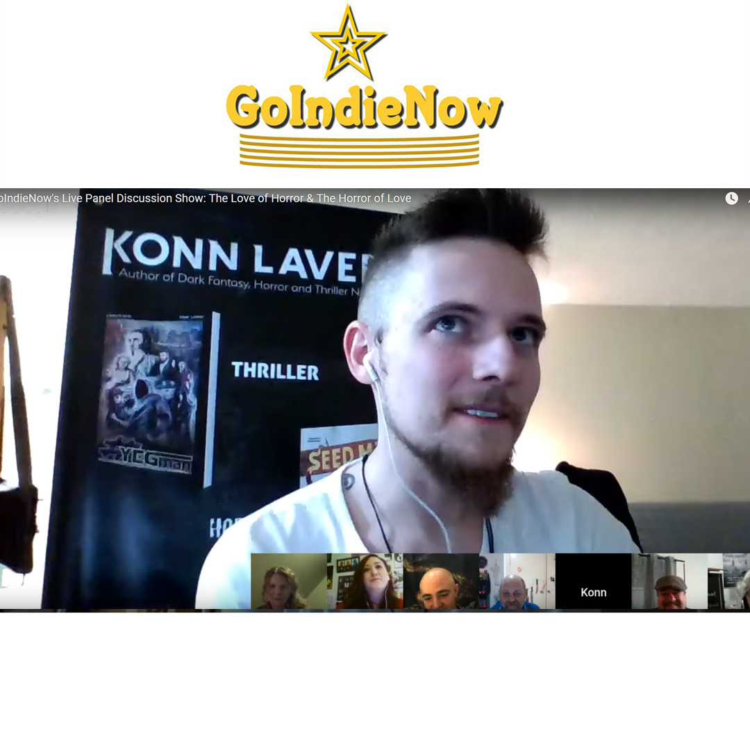 GoIndieNow's Live Panel Discussion Show: The Love of Horror & The Horror of Love