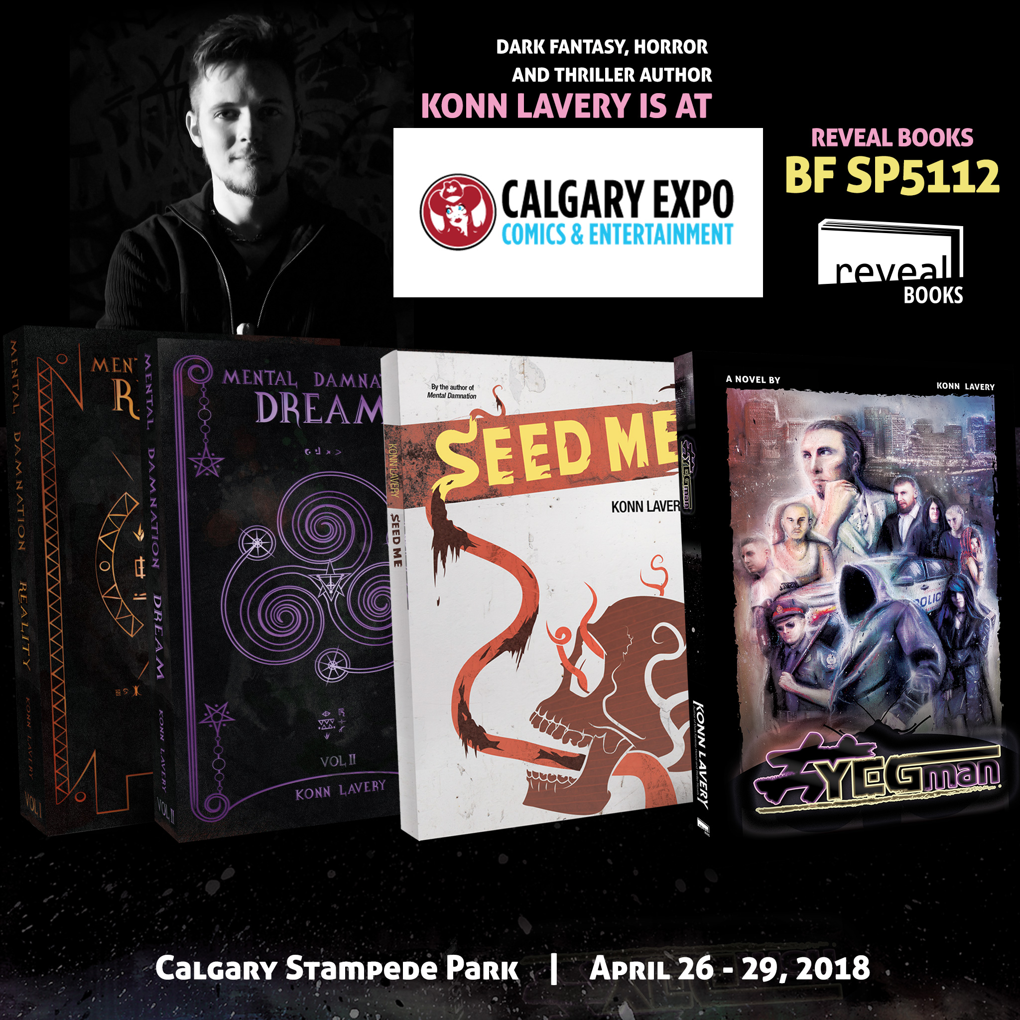 Calgary Comic Expo 2018