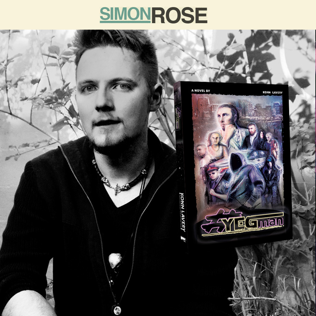 Guest on Simon Rose's Blog
