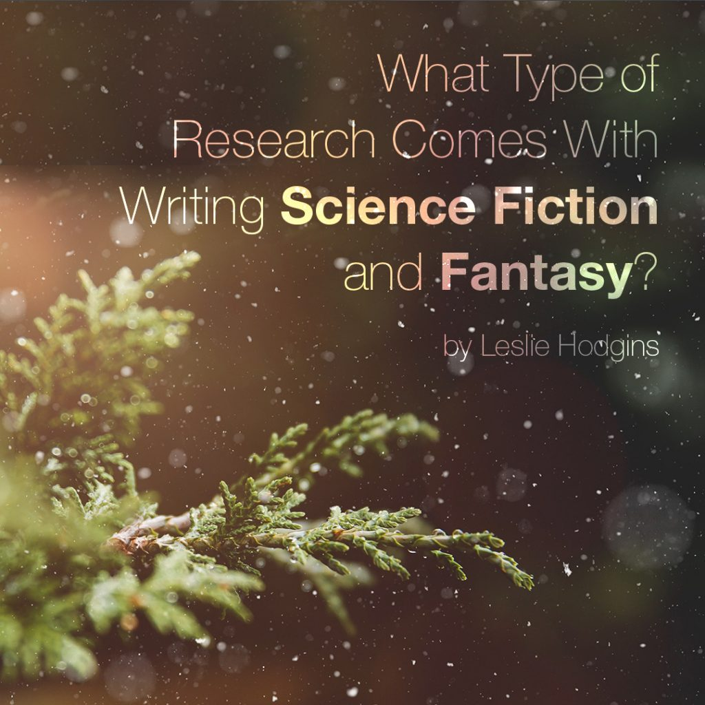 Research Science Fiction and Fantasy