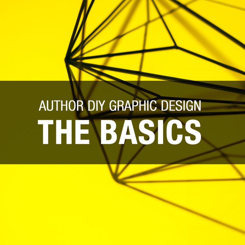 Author DIY Graphic Design – The Basics