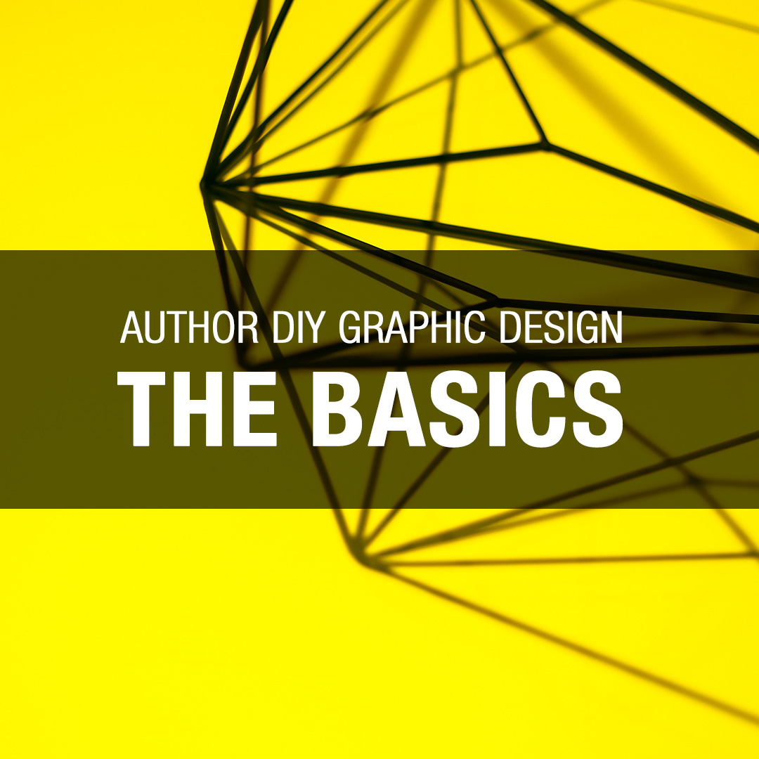 Author DIY Graphic Design – The Basics