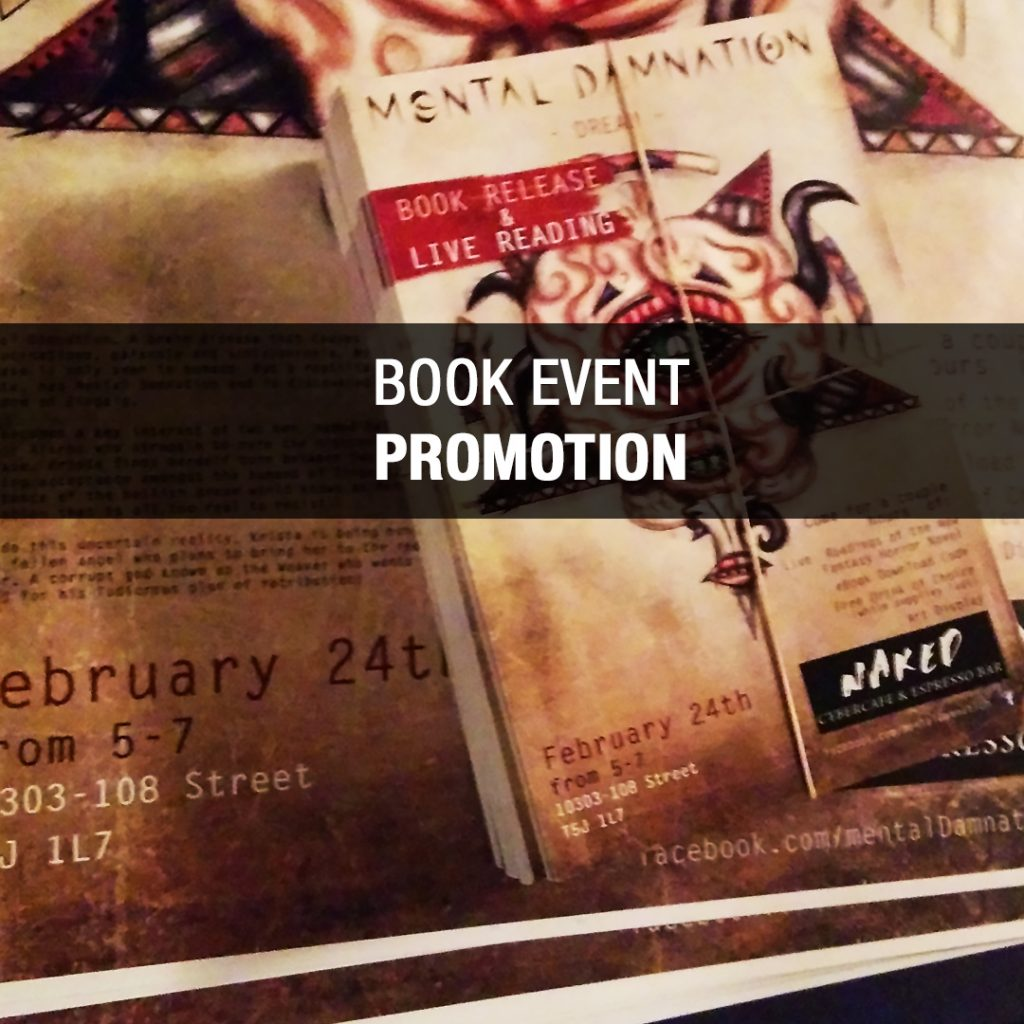 Book Event Promotion