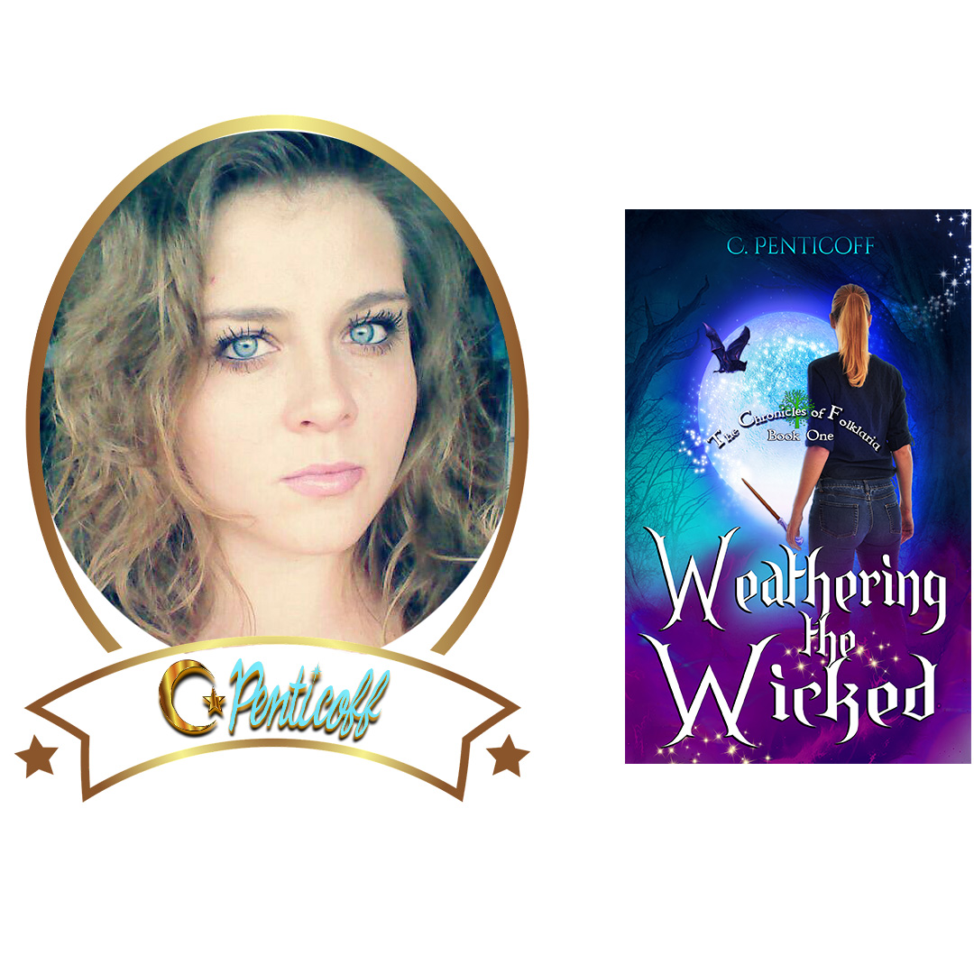 Cassandra Penticoff, author of Weathering the Wicked and founder of A Novel Connection.