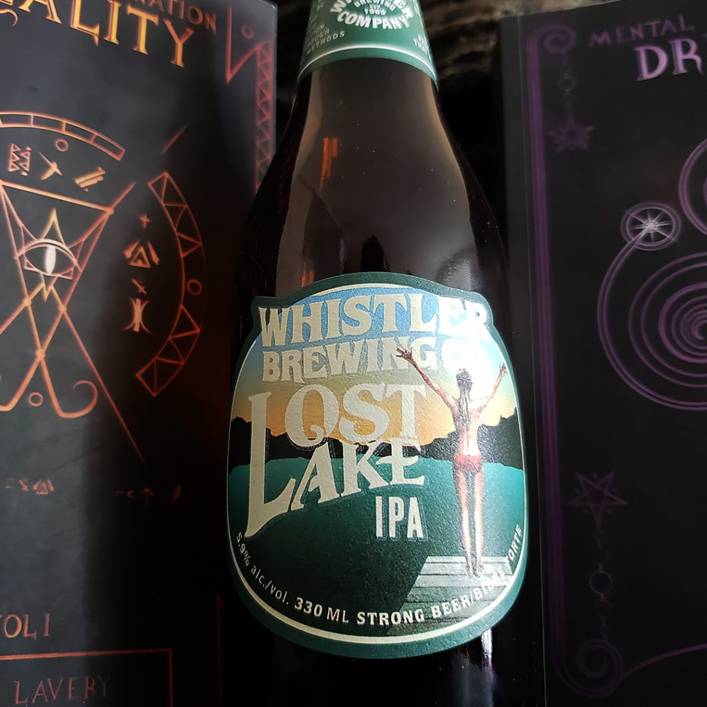 Gears Are Turning Unprocessed Thoughts June 2018 Beer Note: Whistler Brewing Lost Lake IPA