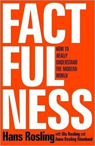 Factfulness: Ten Reasons We're Wrong About the World – and Why Things Are Better Than You Think by Hans Rosling, Ola Rosling , Anna Rosling Rönnlund