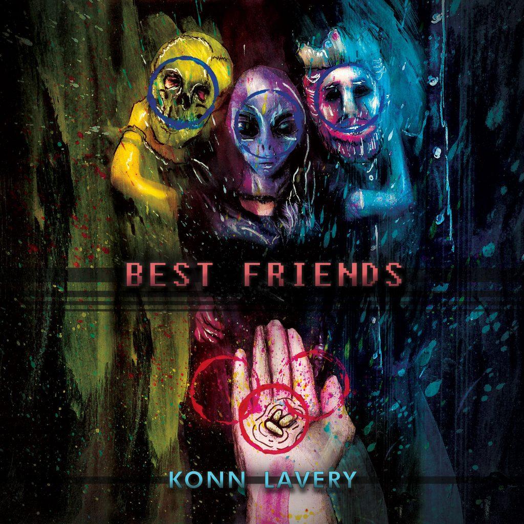 Best Friends by Konn Lavery