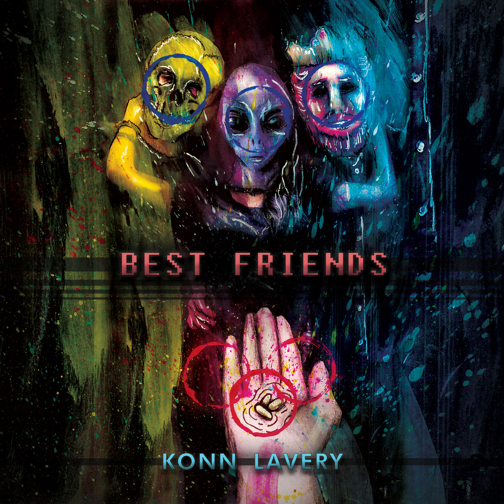 Best Friends by Konn Lavery