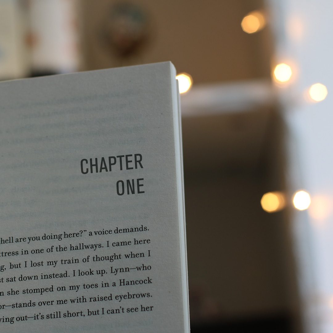 How to Craft a First Chapter