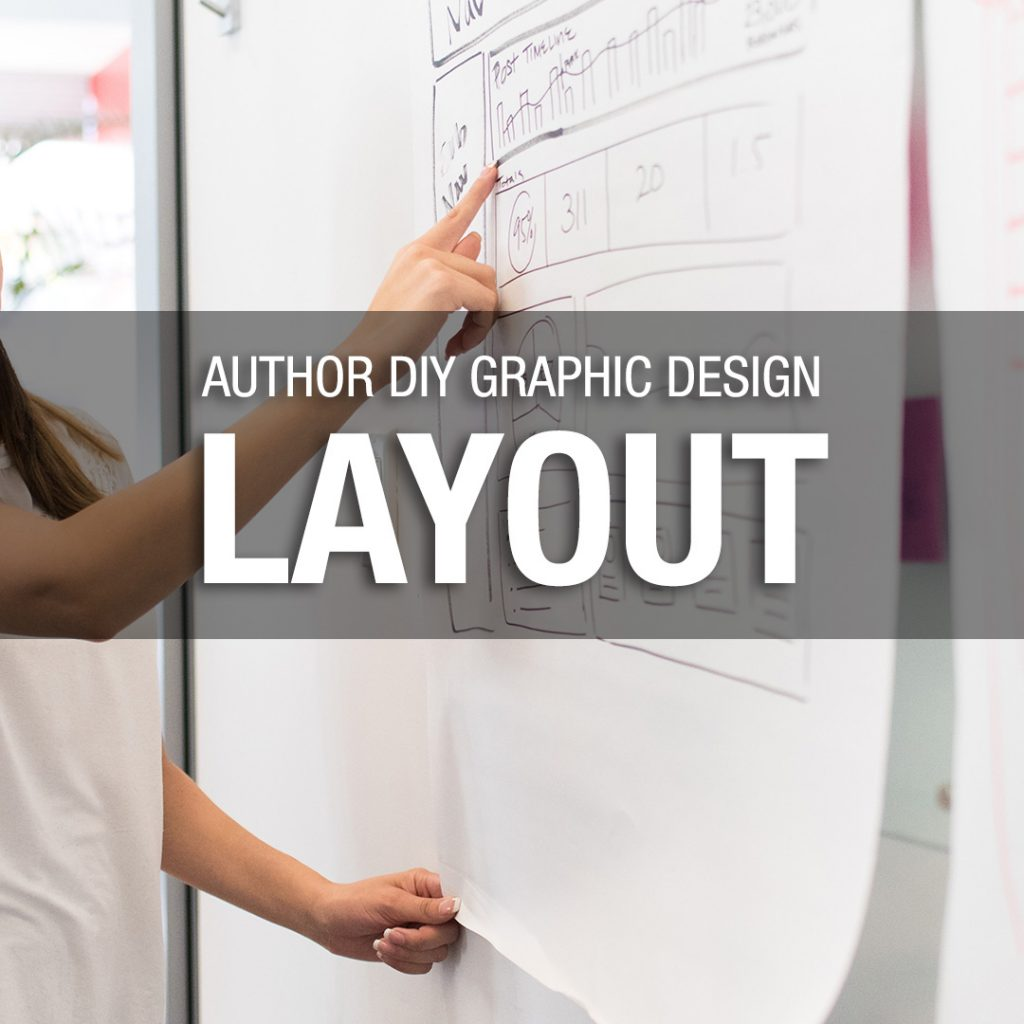 Author DIY Graphic Design – Layout