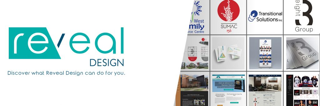Reveal Design Konn Lavery Edmonton Graphic Designer