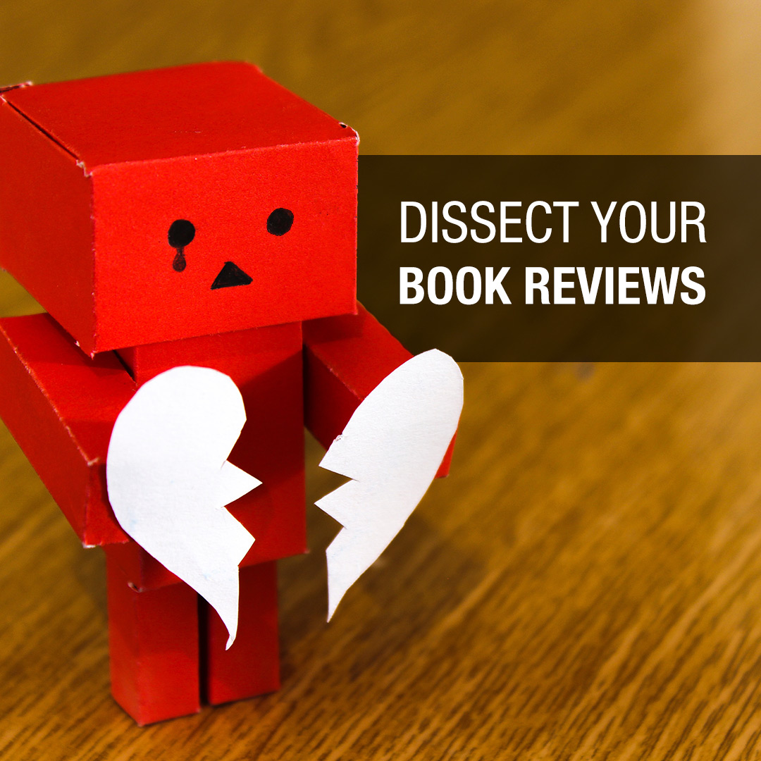 Dissect Your Book Reviews