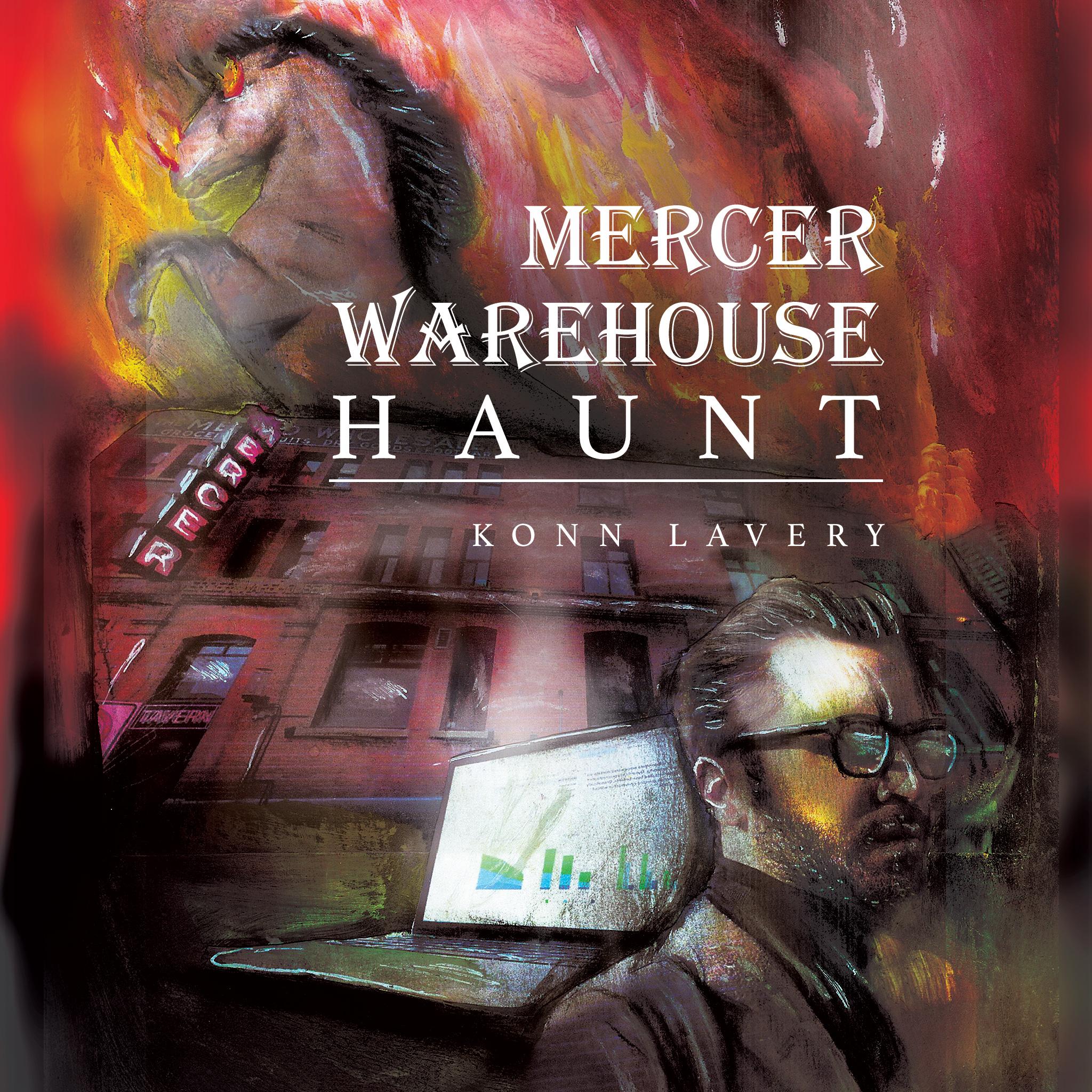 Mercer Warehouse Haunt - Horse Ghost