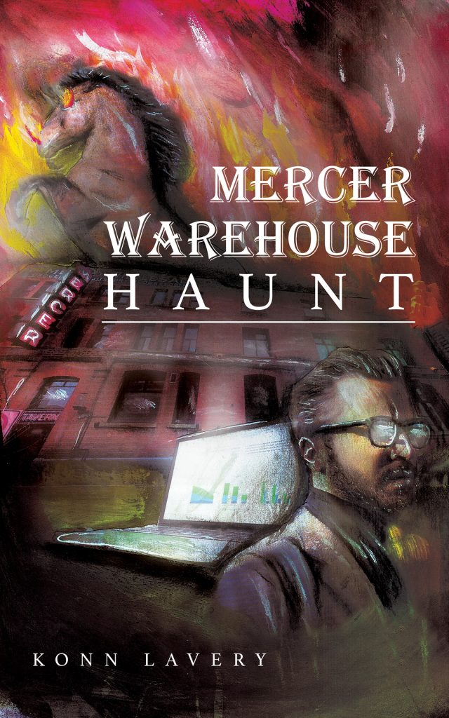 Mercer Warehouse Haunt - Horse Ghost