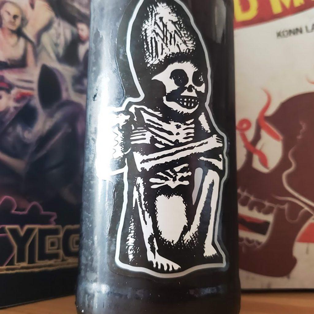 Potholes, Not Dead Ends. Beer Note: Dead Guy Ale Rogue