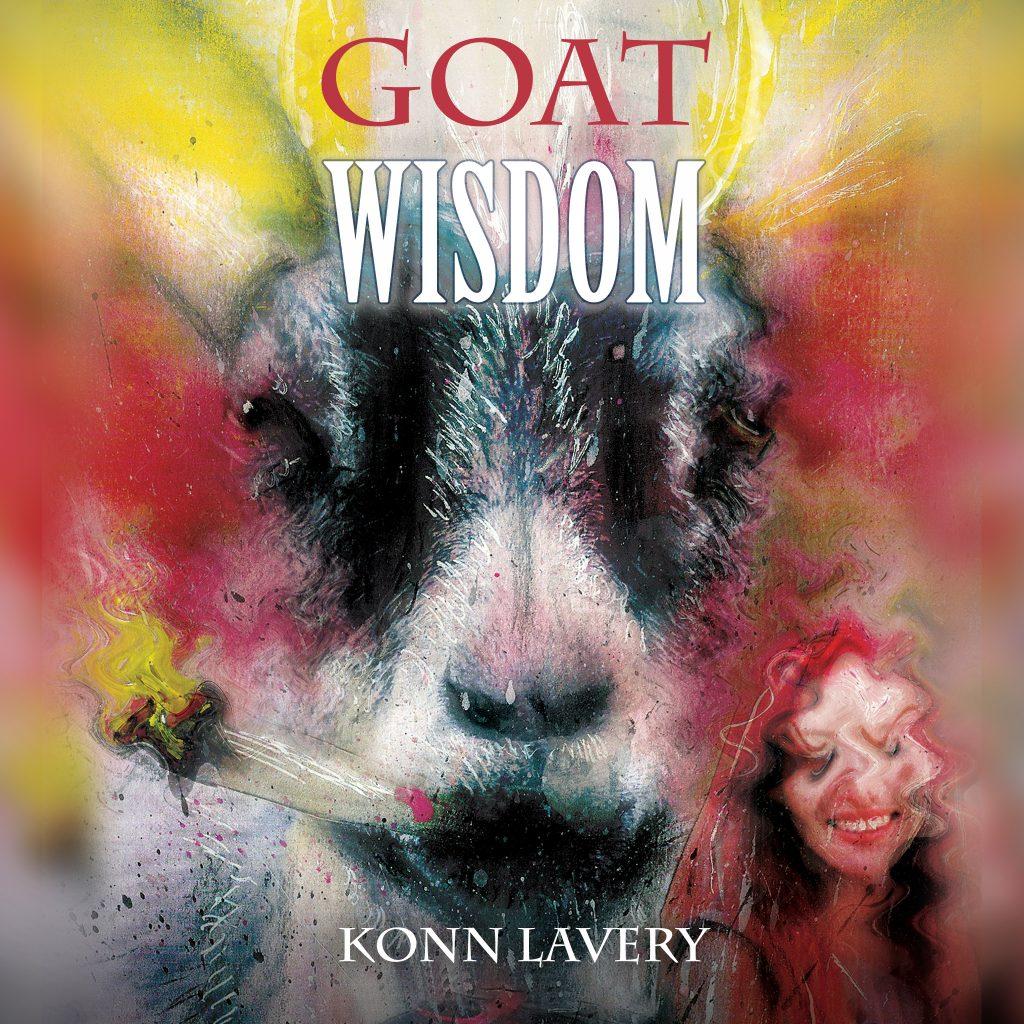 Goat Wisdom by Konn Lavery