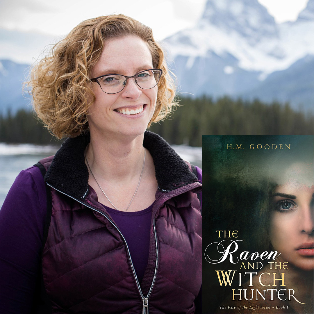 H.M. Gooden  – YA, Fantasy, and Paranormal Author