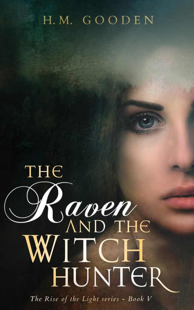 The Raven and the Witch Hunter - H.M. Gooden