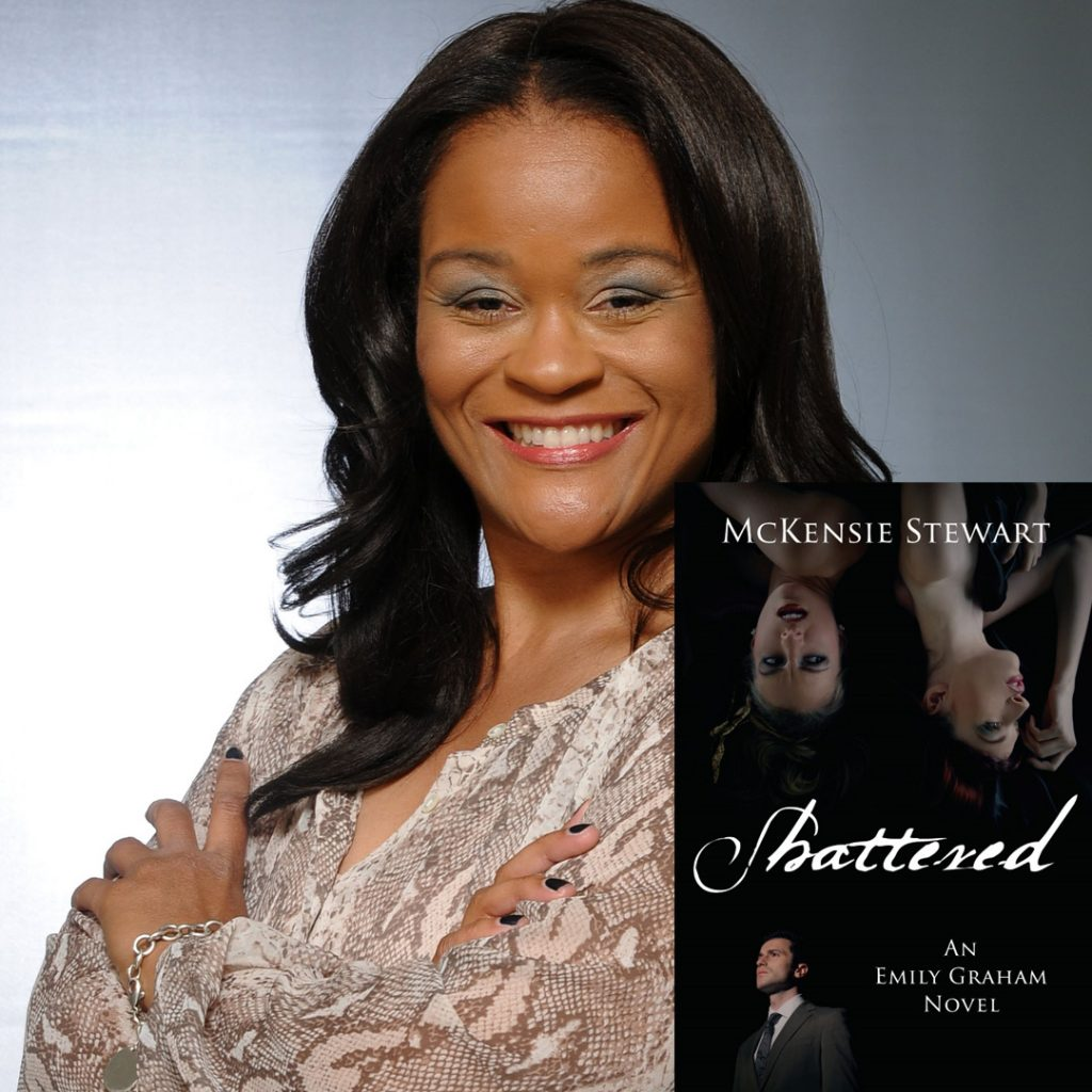 McKensie Stewart – Author of Shattered: An Emily Graham Novel