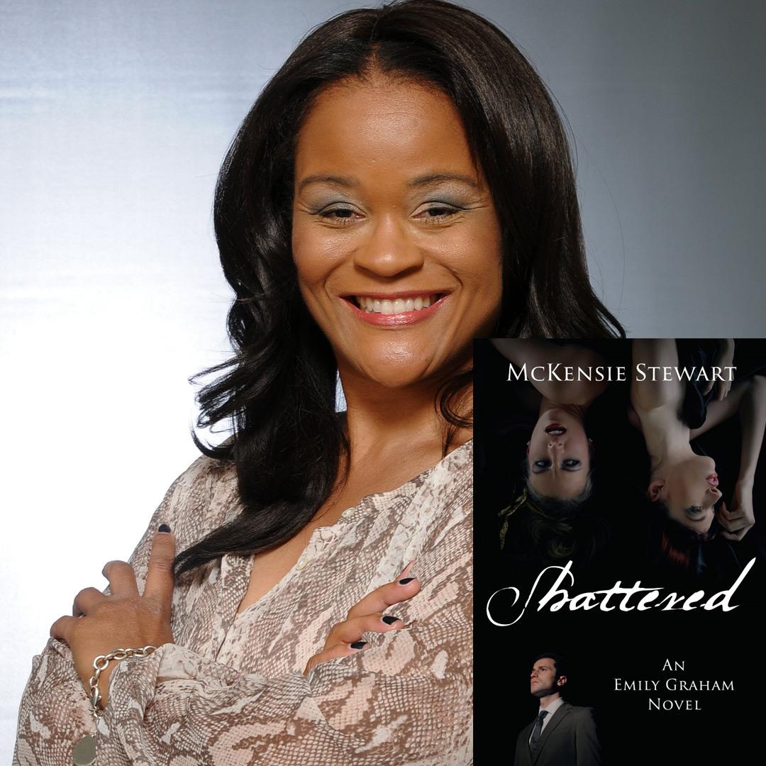 McKensie Stewart – Author, Educator, Entrepreneur, and Radio Show Host