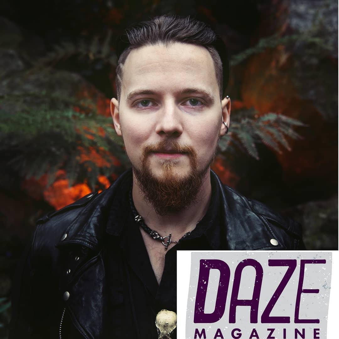 Interview with DAZE Magazine