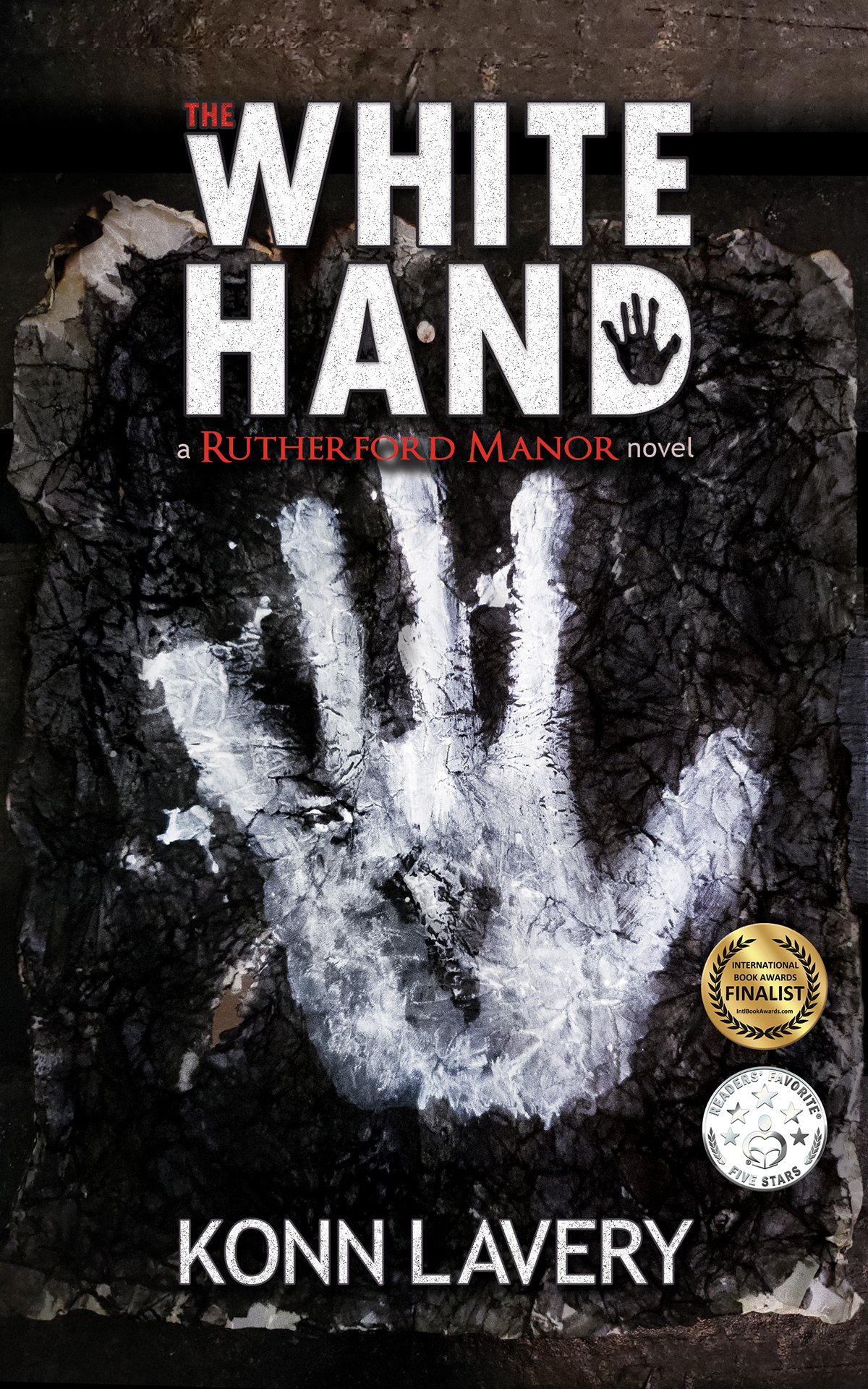 The White Hand Cover Art