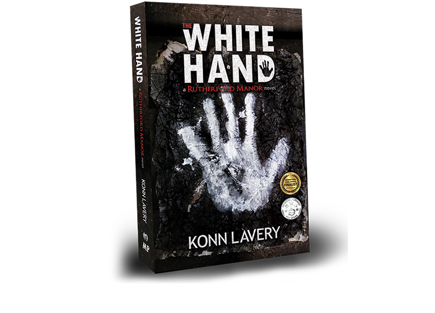 Konn Lavery's Featured Book