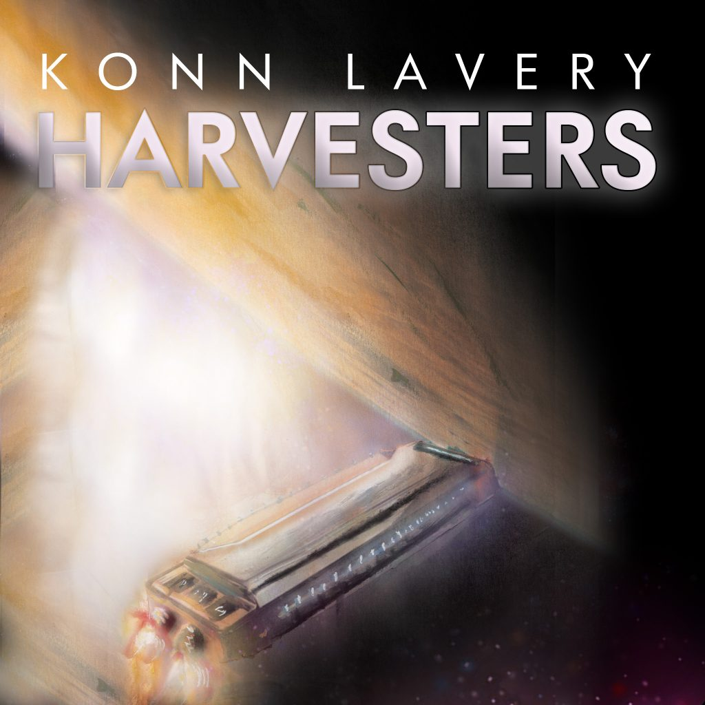 Harvesters by Konn Lavery