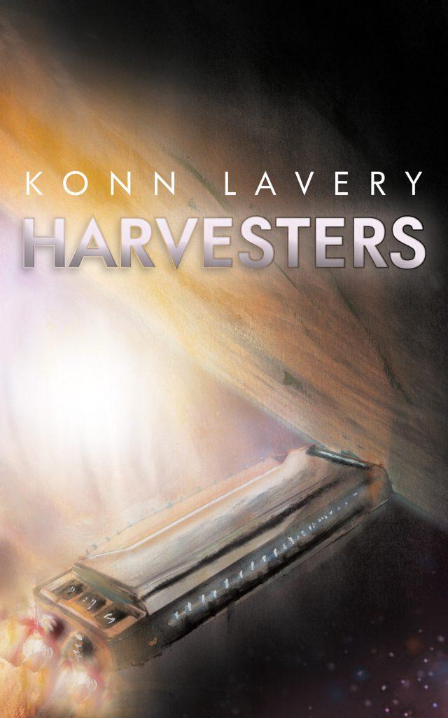 Harvesters by Konn Lavery
