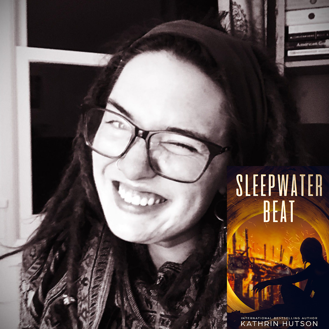 International Bestselling Author Kathrin Hutson Releases the First Installment of Dystopian Sci-Fi Series, Sleepwater Beat