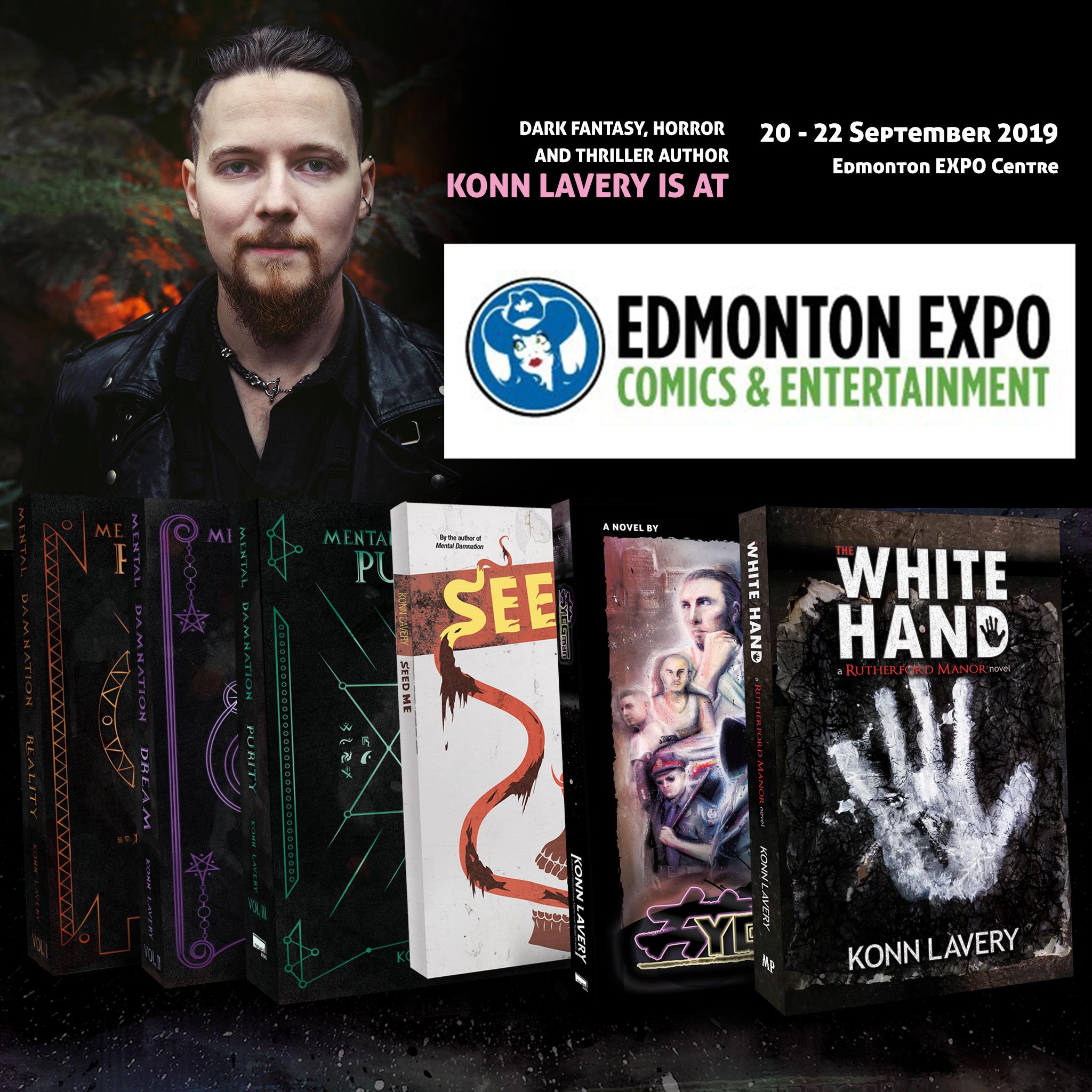 Edmonton Comic Expo 2019