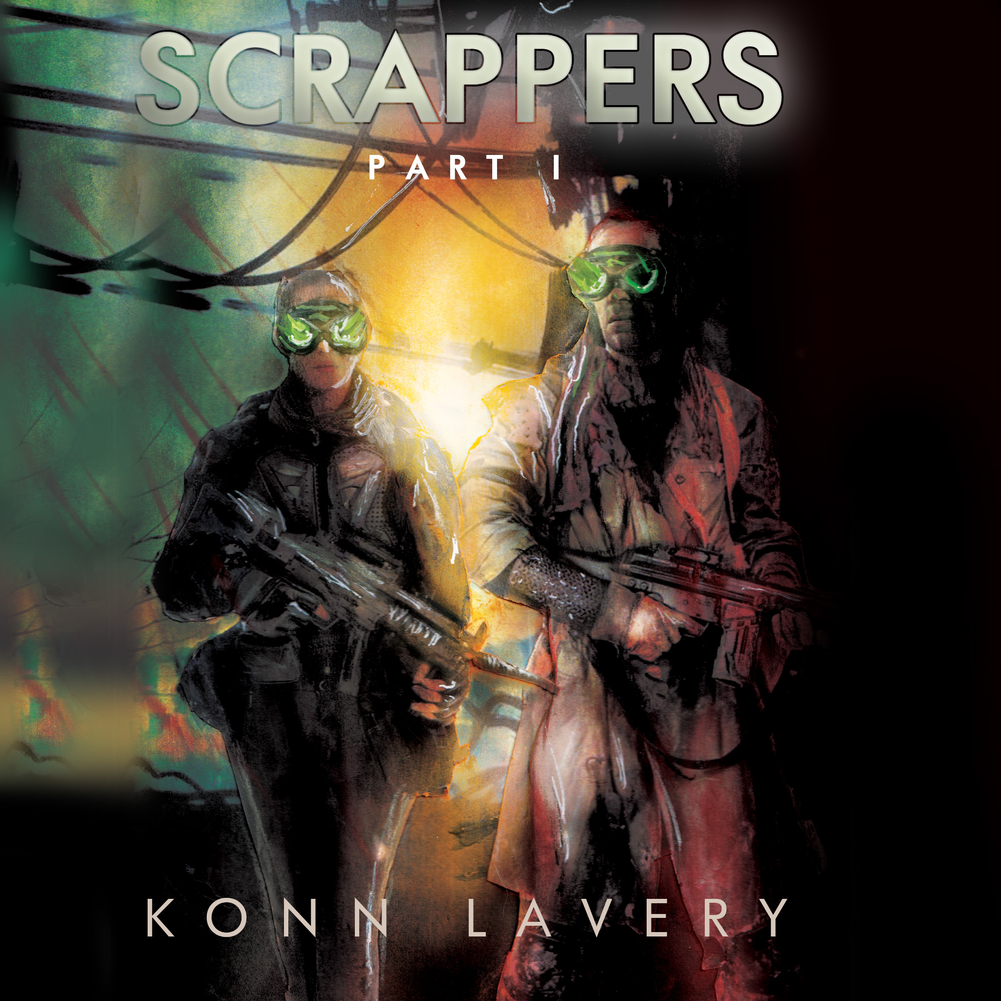 Scrappers by Konn Lavery