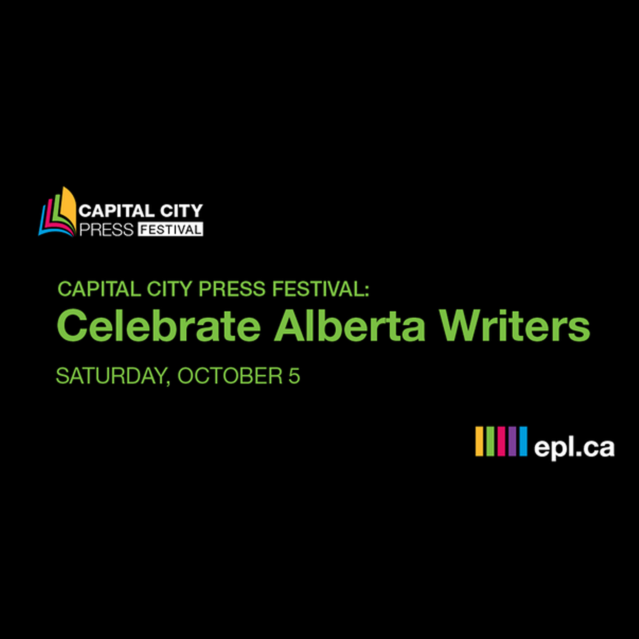 Capital City Press Book Festival