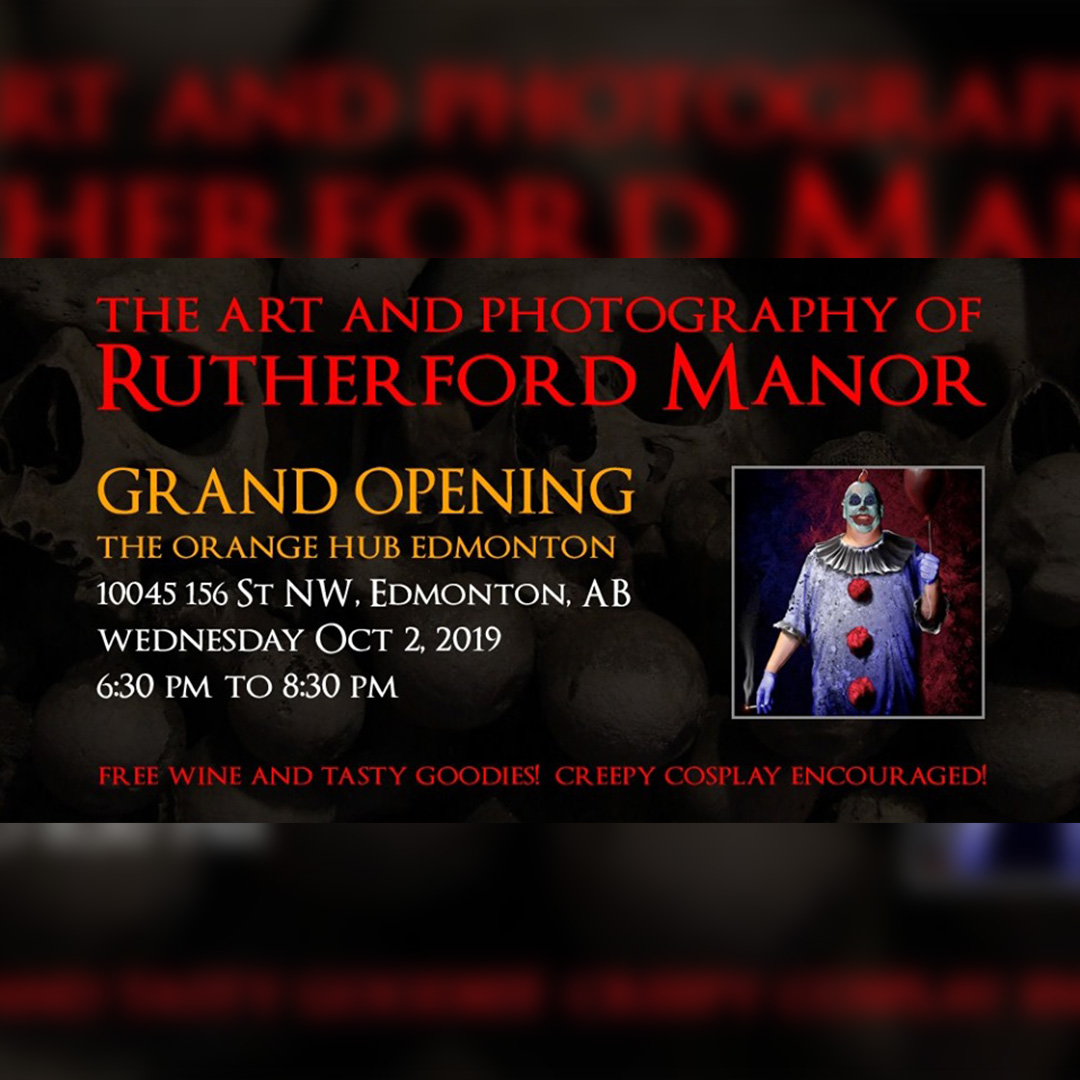 Rutherford Manor Art Exhibition Grand Opening!