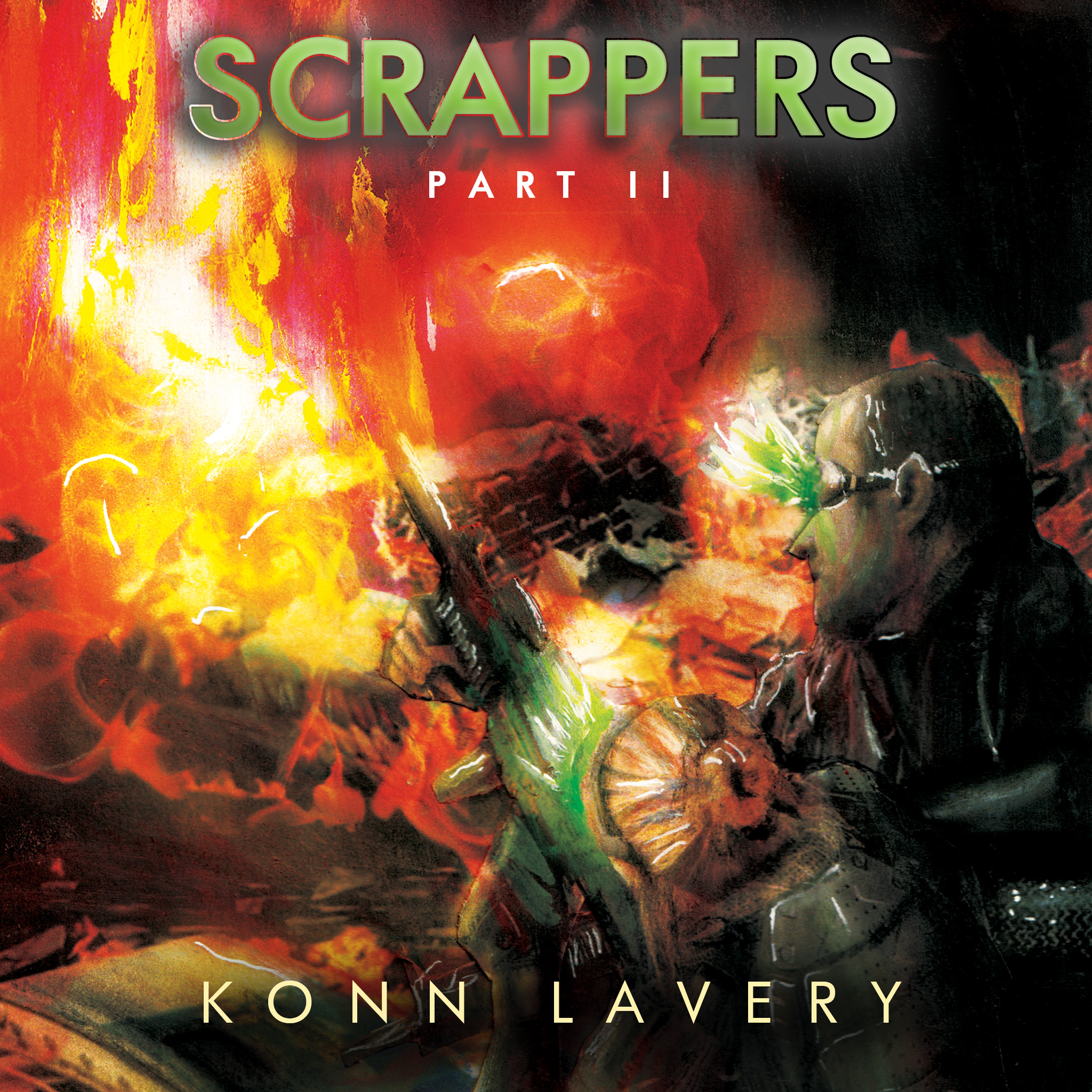 Scrappers Part IIby Konn Lavery